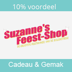 Suzanne's Feest-Shop Top1Toys